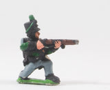 PNB12 British 1814-15: Rifleman kneeling / firing
