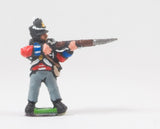 PNB1b British 1814-15: Line Infantry firing