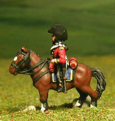 PNB29 British Cavalry 1800-13: Heavy Cavalry in Bicorne