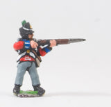PNB2b British 1814-15: Grenadier or Light Coy firing