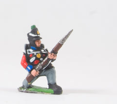 PNB2d British 1814-15: Grenadier or Light Coy kneeling / ready