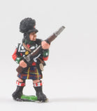 PNB8 British 1814-15: Grenadier or Light Coy at the ready