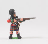PNB8a British 1814-15: Grenadier or Light Coy firing