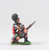 PNB9 British 1814-15: Grenadier or Lght Coy kneeling / ready