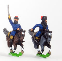 PNR24 Russian 1813-15: Command: Cossack Officers