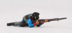PO25 Prussian: Bavarian Line Infantry or Jager: Lying, firing
