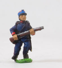 PO27 Prussian: Wurtenberg Line Infantry or Jager: Advancing