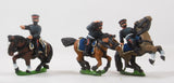PO43 Prussian: Bavarian Cavalry: Command: Mounted General and Staff