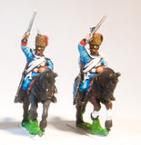 NUPPN58 Cavalry: Hussar in Colpack