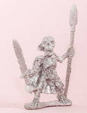 Q120 Zombie: with Sword and Spear