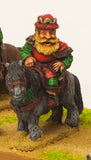 Q16 Dwarf: Mounted King