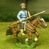 RC10 Cossack: Cavalry with Lance, Bow & Shield, head variants