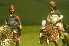 RC12 Cossack: Assorted Mounted Generals or Cavalry Officers, head variants