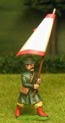RC5 Cossack: Standard Bearer, advancing