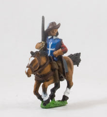 REN101 Renaissance: Medium Cavalry in Tabard (French Mounted Musketeer)
