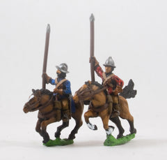 REN111 Renaissance: Medium Mounted Lancer in Morion