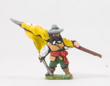 REN16 ECW: Command: Standard Bearers in Hats