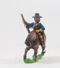 REN48 ECW: Heavy Cavalry in Cuirass & Hat, holding Carbine