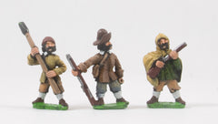 REN58 ECW: Recruits with Muskets