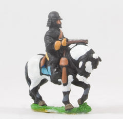 REN68 ECW: Cuirassiers in 3/4 Armour & Pot Helm with Arquebus