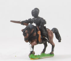 REN70 ECW: Cuirassiers 3/4 Armour & Closed Helm with Pistol