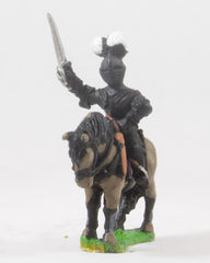 REN71 ECW: Cuirassiers 3/4 Armour & Closed Helm with Sword