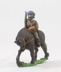 REN86 ECW: Scots Royalist: Medium Cavalry in Bonnet with two Pistols