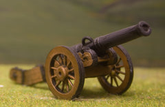 "REQ1 16/17th Century 7"" Calibre Cannon"