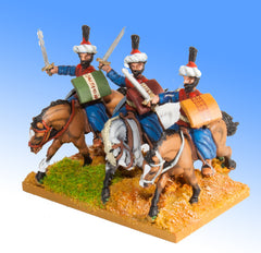 RMAM2 Mameluke: Heavy Cavalry in Turban with Spear, Shield & Cased Bow