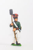 RNAP17 Russian Infantry 1808-12: Artilleryman with Rammer