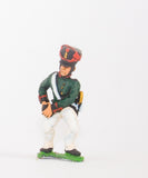 RNAP18 Russian Infantry 1808-12: Artilleryman with Ball