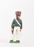 RNAP19 Russian Infantry 1808-12: Artilleryman with Match