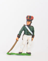 RNAP20 Russian Infantry 1808-12: Artilleryman with Hand Spike