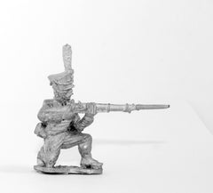 RNAP28 Russian Infantry 1812-15: Grenadier, kneeling firing