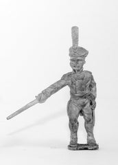 RNAP30 Russian Infantry 1812-15: Grenadier Officer