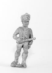 RNAP39 Russian Infantry 1812-15: Artilleryman with Match