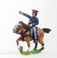RNAP64 Cossack: Trooper with Lance in Short Jacket & Cap