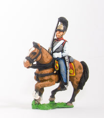 RNAP67 Cuirassiers 1808-12: Trooper with Carbine