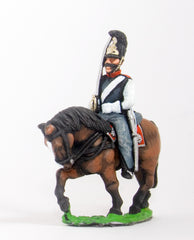 RNAP80 Cuirassiers 1812-15: Trooper with Carbine