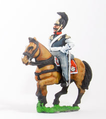 RNAP81 Cuirassiers 1812-15: Officer