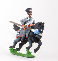 RNAP89 Hussars 1812-15: Trooper with Lance (No Pelisse)