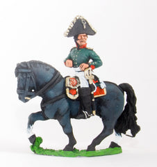RNAP98 Hussars 1812-15: General / Staff Officer with horse
