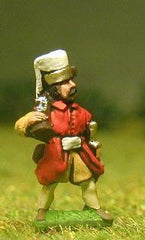 RNO10 Ottoman Turk: Janissary Musketeer with Musket over shoulder