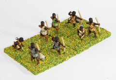 RO10 Numidian: Foot archers, assorted