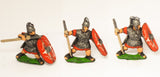RO17a Marian Roman: Legionary, assorted poses