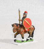 RO15 Marian Roman: Bodyguard Heavy Cavalry with javelin & shield