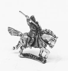 RO35 Middle Imperial Roman: Light cavalry with javelin & shield