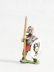 RO37 Middle Imperial Roman: Legionary with spear and shield