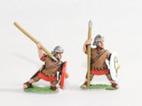 RO39 Middle Imperial Roman: Assorted Auxiliary Infantry with javelin & shield
