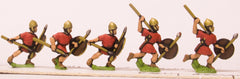 RO5 Camillan Roman: Velites light infantry with javelin & shield